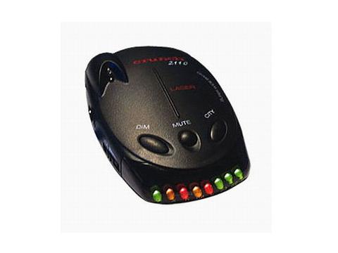 Автомобильный радар-детектор CRUNCH 2110.
