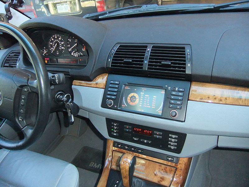 Параметры.  Штатная магнитола GPS для BMW X5 E53 DV.  Артикул.  Консультация и заказ по телефону: +7 (3462) 64-36-67...