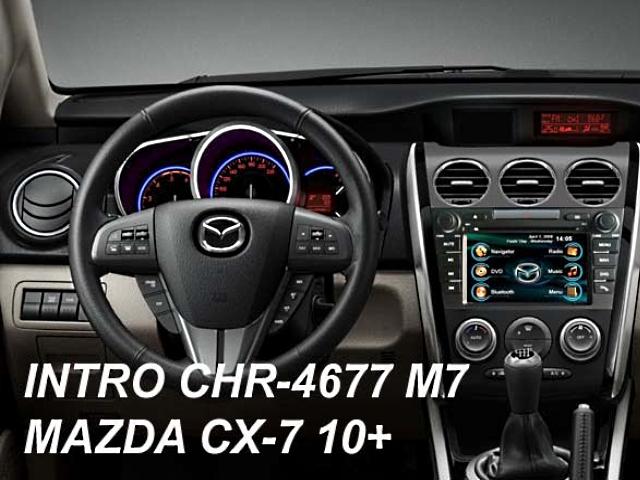 intro chr-4677 m7 для mazda cx-7