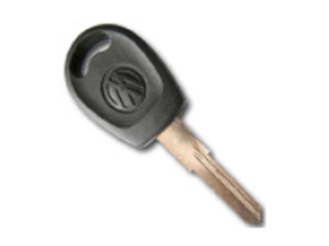 фольксваген поло механический ключ?