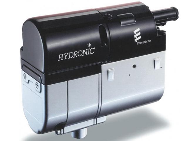 Предпусковой подогреватель HYDRONIC D5WSC (дизель) рассчитан на двигатели объемом более 2-х литров.
