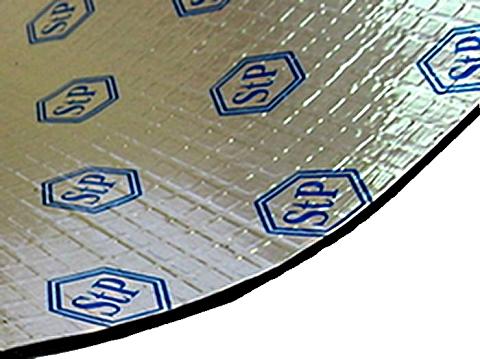 Бимаст Бомб - Лучший вибропоглощающий материал. Обладает самым высоким КМП.